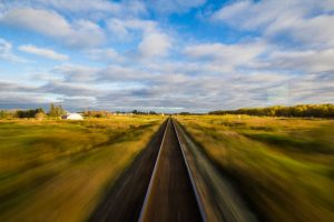 Edmonton-Calgary high-speed rail