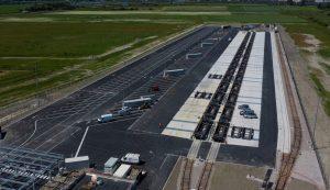 Calais terminal
