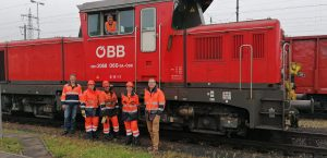 women in the rail sector