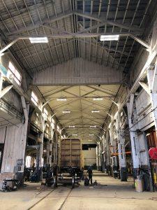 railcar leasing business