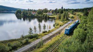 Coradia iLint passenger train