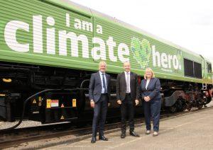 HVO locomotive