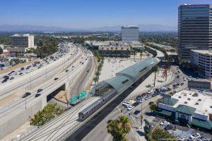 Sepulveda rail transit corridor