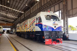 H10 Series locomotive