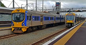 Auckland electrification