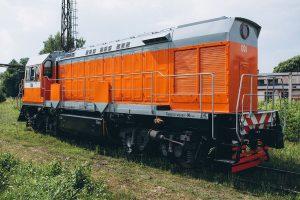 Elephant diesel locomotives