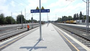 Belgrade-Novi Sad railway