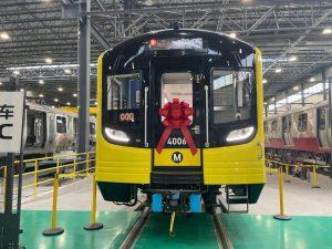 HR4000 metro cars