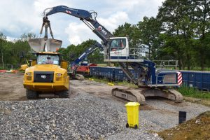 rail freight facility