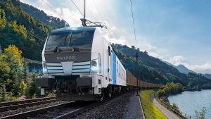 Vectron MS multisystem locomotives