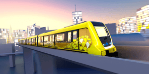 integrated metro system