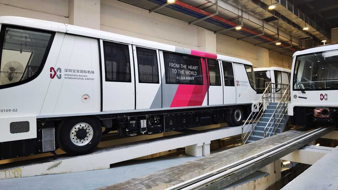 Alstom wins O&M contract for Shenzhen APM system