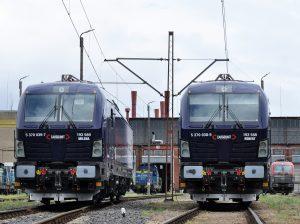 Vectron MS locomotives