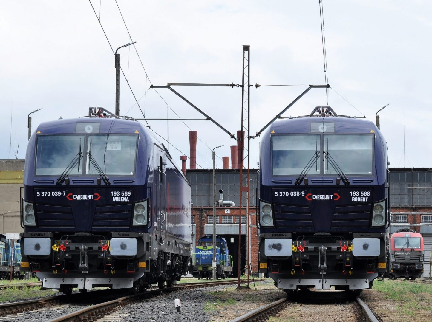 Siemens Mobility to deliver up to 30 Vectrons to Cargounit