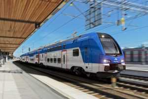 Mälartåg regional trains