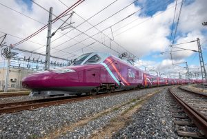 high-speed rail connection