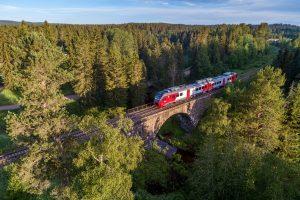 Sakhalin hydrogen train