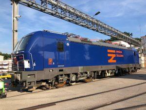 Vectron multisystem locomotive
