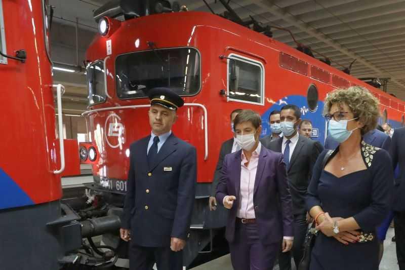 Serbia to invest EUR 6 billion for rail modernisation