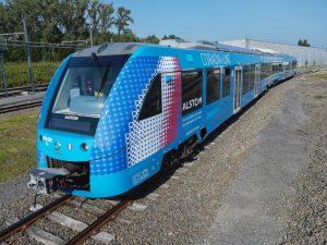 Coradia iLint train