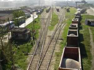 Ostruznica – Batajnica rail