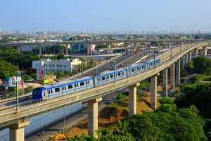 Chennai metro system